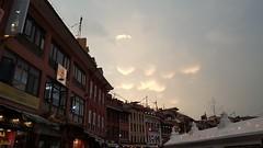 Baudha_0302 (YchuChen) Tags: baudha kathmandu nepal tourist travel sunset clouds