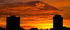 7:35 am Firestorm (BeastRev) Tags: nikon sunset dusk dawn sunburst morning saturday chilling early weekend love sofia sofiacity city bulgaria urban panorama apocalipse fire
