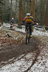 DSC_0145 (sdwilliams) Tags: cycling cyclocross cx misterton lutterworth leicestershire snow