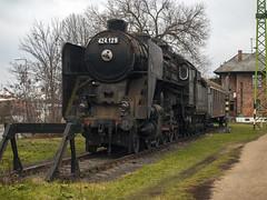 P1218660 (Dreamaxjoe) Tags: gozmozdony 424steamlocomotive steam locomotive 424 bivaly celldömölk