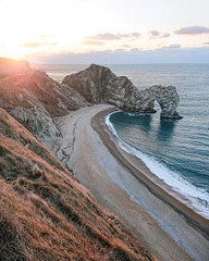 Durdle Door (Fabian Fortmann) Tags: giveaway xperia xz2 compact durdledoor southengland england roadtrip sony smarthphne sunrise