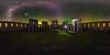 Esperance Stonehenge 360 (Astronomy*Domine) Tags: stonehenge esperance westernaustralia nightscape night selfie flash canon 6d samyang 14mm equirectangular 360 panorama orion baader mod astrophotography astronomy astro airglow granite