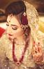 Sparkle, shine, glimmer, glow! (Tanzeel.Khan) Tags: wedding pakistani bride jewelry desi eye makeup red bokeh cute indian sweet closeup details signature pakistan abbottabad peshawar islamabad lahore rawalpindi