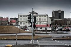 Islande, Reykjavik, 22 (Patrick.Raymond (5M views)) Tags: isalne reykjavik mer hdr nikon ville cité port building