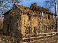 Lost Places Harz 0320118 01 (U. Heinze) Tags: harz winter gebäude verlassen abandoned lost places lostplace olympus 1240mm