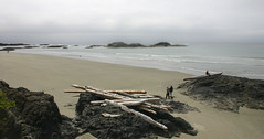Long Beach (Anvilcloud) Tags: longbeach pacificrimnationalpark vancouverisland pacificocean explored