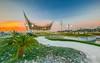 MRSB2 (Ikhvan) Tags: mosque minaret padang sunset sumatra