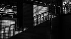 (Kijkdan) Tags: blackandwhite fujifilm architecture monochrome rotterdam street straatfotografie streetphotography lines