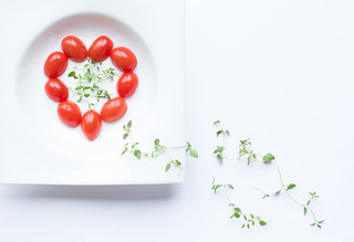 41/365: Thyme for tomatoes