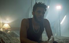 Strizzy Strauss (fraser_west) Tags: portrait film artist rap 35mm bedroom bts analog cinematic canon eos3 wetheconspirators uk