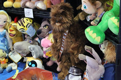 plushies (House Of Secrets Incorporated) Tags: comicconbrussels comiccon events tourtaxis brussel brussels belgië belgium convention disney plush plushie toys starwars wookie chewbacca