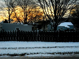 Sunrise in winter - HFF 365/100