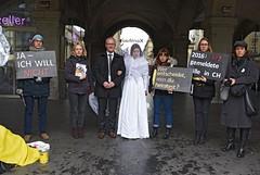 Aktion gegen Zwangsheirat 25. November 2017