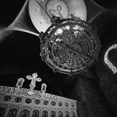 Ghencea (fusion-of-horizons) Tags: ghencea biserica orthodox church architecture arhitectura bucuresti bucharest romania arhitect architect ionescuberechet romanian eastern ortodoxa romana ortodoxă română bor ortodoxia ortodoxie ορθοδοξία orthodoxy christianity creștinism creștin christian churches religion religious ecclesiastical arhitectură bisericească biserică new construction modern cupola dome fresco frescoes fresca iconography bucurești murals eikōn εἰκονοστάσιον иконография art pandantivi pendentive pendentives christpantocrator pantokrator παντοκράτωρ pandantiv vaulting parohie parohia lumina light iconostas iconostasis