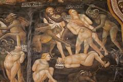 Taddeo di Bartolo (1362-1422) Giudizio Universale (1393) Collegiata di Santa Maria Assunta - San Gimignano (skaradogan) Tags: giudiziouniversale lastjudgement taddeodibartolo scuolasenese sieneseschool collegiatasantamariaassunta duomodisangimignano collegiatechurchofsantamariaassunta duomo church collegiata collegiate basilicaminore minorbasilica sangimignano provinciadisiena architetturaromanica romanesquearchitecture affreschi frescoes lippomemmi federicomemmi bartolodifredi domenicoghirlandaio jacopodellaquercia giulianodamaiano toscana tuscany centroitalia centeritaly italiacentrale italia italy unesco unescoworldheritagesite unescopatrimoniomondialedellumanità patrimoniodellunesco patrimoniomondialedellumanità artemedievale medievalart canon