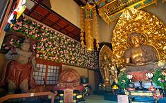 Side by side (Benisius Anu) Tags: kamakura kanagawa japan buddha statue temple hasedera
