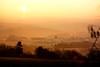 Sonnenaufgang bei Pluwig / Rheinland-Pfalz (Antje_Neufing) Tags: pluwig sonne sonnenaufgang rheinlandpfalz landschaft natur