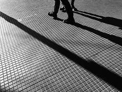 Shadows... (Eggii) Tags: people light phonecamera shadows tuscany station italy prato