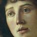 BELLINI Giovanni,1487 - La Vierge et l'Enfant entre Saint Pierre et Saint Sébastien (Louvre) - Detail 36