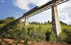 Viaducto del Ferrandet (lagunadani) Tags: paisaje puente viaducto bridge fgv benissa alicante tram 2500 man sunsundegui metalico pinar calp sony a7