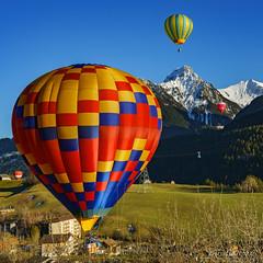 Festival International de Ballons de Château-d'Oex (Switzerland) (christian.rey) Tags: châteaud'œx vaud suisse ch festival international des ballons paysdenhaut swiss baloons montgolfières sony alpha a7r2 a7rii 1635