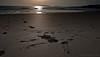 Pisadas (Martin Kastar) Tags: atardecer agua anochecer beach bahia cielo sea galicia galiza paisaje landscape mar nature night noche nuit playa plage sunset sky tranquilidad arena sand