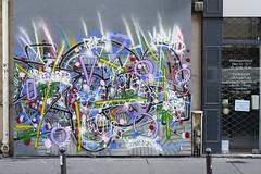 Mr Renard (Ruepestre) Tags: mr renard art parisgraffiti graffiti graffitis graffitifrance graffitiparis graff france francegraffiti streetart street urbanexploration urbain urban wall walls city ville villes