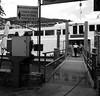 arrivée au port de Verbania (buch.daniele) Tags: danielebuch bateau noir et blanc quai lacmajeur italienord
