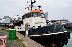 TTMS Viking (PD3.) Tags: tennaherdhya cory tug tugs ttms viking camber hants hampshire boat boats solent portsmouth docks