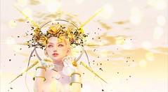 The Midas Touch (:-parfaitsprinkles-:) Tags: kokoropeaches lode cubiccherry theepiphany sl slevents shopping virtualworld virtualfashion golden gold midas touch kurimu kuma sintiklia