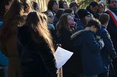 G.Rossa20 (Genova città digitale) Tags: genova 24 gennaio 2018 commemorazione guido rossa morte uccisione giardini spotorno cippo via fracchia comune sindaco anpi sindacalista brigate rosse scuole municipio centro est bucci figlia