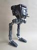 Lego Star Wars First Order AT-ST Michal Kozlowski (kozikyo86) Tags: lego atst star wars walker first order last jedi 75153 75201 moc mod