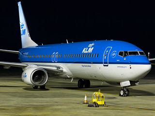 KLM Royal Dutch Airlines | Boeing 737-8K2 | PH-BXK
