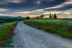 Weg zur Cappella di Vitaleta (AnBind) Tags: 2017 fotoreise ereignisse urlaub arrreisen italien cinqueterreundtoskana orte ausland sanquiricodorcia toscana it
