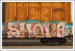 Shove (All Seeing) Tags: h2o railbox rbox