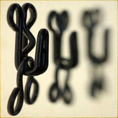 fasteners (1crzqbn) Tags: fasteners macromondays hmm hookandeye dof depthoffield bokeh blur metal fastener