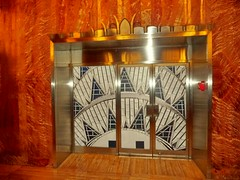 Chrysler Elevator Door (Slip Mahoney) Tags: chryslerbuilding grand central elevator newyorkcity nyc