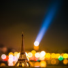 Paris lights (Zeeyolq Photography) Tags: bokeh city eiffeltower france paris toureiffel night