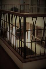 Staket inomhus (Annica Spjuth) Tags: fotosondag staket fs20180225 ljusgård räcke