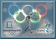 KunGbyeWinterOL2018 (bjarne.winkler) Tags: hikari sensei kun master light is saying thanks pyeongchang for great winter olympic 2018 we looking forward beijing 2022