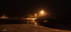 Brenz-Brücke (Vinc_1995) Tags: natur nature fluss brenz night nacht canon canondeutschland canonphotography eos eos200d earth winter weitwinkel photography foto fotografie beautiful nice schön oberhuber