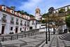 Leiria (Jocelyn777) Tags: tower architecture pavement pavementstones