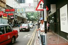 manongan (butandingg) Tags: yashica electro 35 fujic200 45mm hongkong central tsimtsatsui clockenflap film camera analog lomo