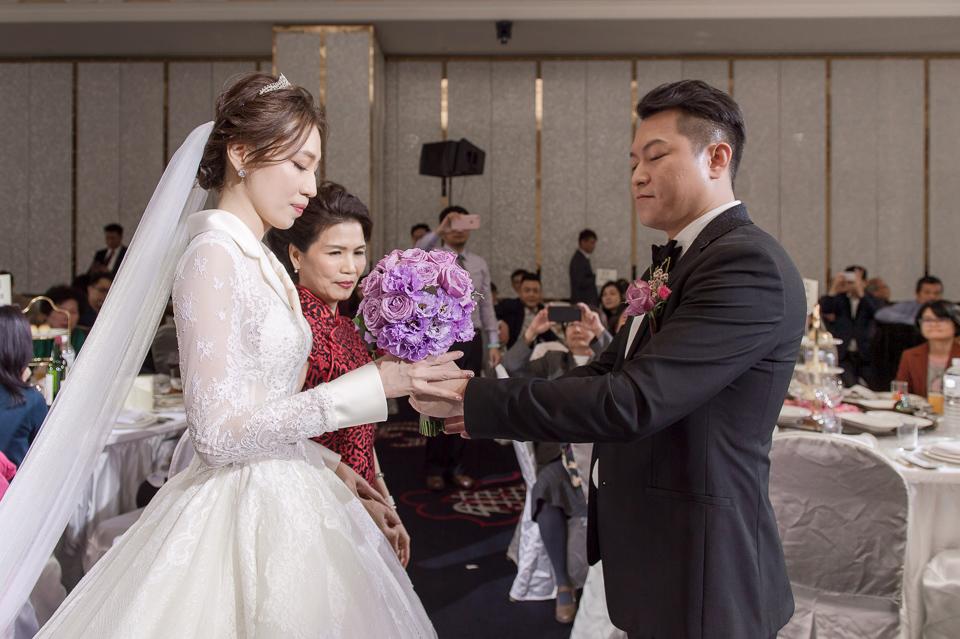 婚攝 高雄林皇宮 婚宴 時尚氣質新娘現身 S & R 123
