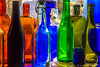 Window Dressing (James Neeley) Tags: stilllife chloride bottles abstract shape form jamesneeley arizona
