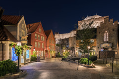 An Empty Norway (Michael Billick) Tags: wdw epcot orlando photography amusementparks disneyphotoblog disneyworld disneyphotography disneyparks florida hdr kissimmee longexposure nikon nightphotography nikond610 waltdisneyworld norway theworldshowcase