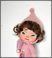 """Kitty"" (Helen CW - Black Ribbon Blythes) Tags: blackribbonblythes blythe blythedoll blythecustomiser blythecustom artistdoll artistblythedoll artdoll customblythedoll customdoll ooakdoll ooakblythedoll"