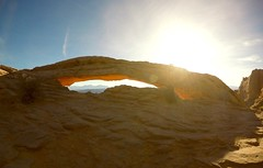GOPR1886 (The_Little_GSP) Tags: mesaarch moab utah canyonlands nationalpark