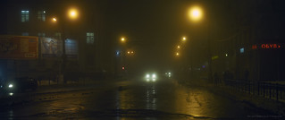 Evening Smolensk