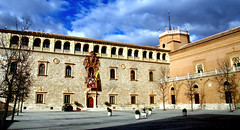 PALACIO ARZOBISPAL ALCALA DE HENARES MADRID 7781 27-1-2018 (Jose Javier Martin Espartosa) Tags: palacioaezobispalalcaladehenares alcaladehenares wordheritagesite patrimoniodelahumanidad madrid españa spain